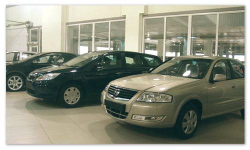 Продажа машин, собранных в нашей стране, в автосалоне.